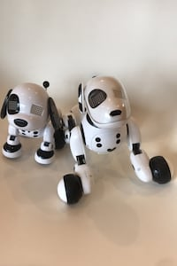 Dimei 9007a intelligent TVs robot dogs