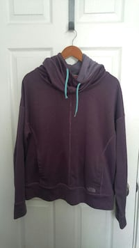 Columbia cowl neck hoodie size: XL