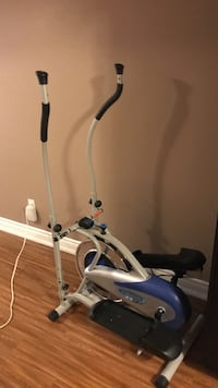 Stepper and Ellipticle