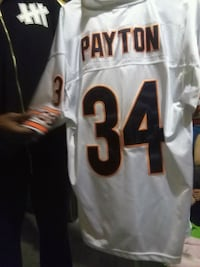 Payton jersey authentic stiched 150.00 Windsor, N9B 3C6