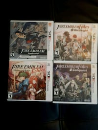 Fire emblem Game for 3ds Laval, H7R 5Z5