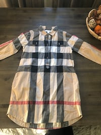 Burberry dress girl for 8 years old Mc Lean, 22101