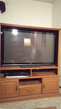 Entertainment cntr..tv not included