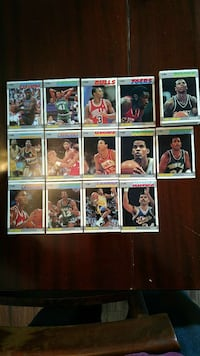 1987 Basketball Cards Washington Borough, 17582