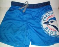 Toronto Blue Jays Mens Swim Trunks Size XL MLB Genuine Merchandise New London