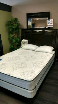 white and black floral mattress Acworth, 30102