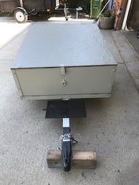 Utility trailer for 250 obo Rocky View No. 44