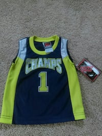 Champs Jersey 2T Jacksonville, 32244