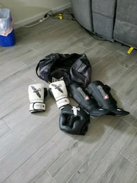 Hayabusa Gear / EverLast Bag Chantilly, 20152