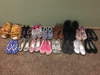 Huge Lot of Girls 7/8 clothes:  66 items Shoreview, 55126