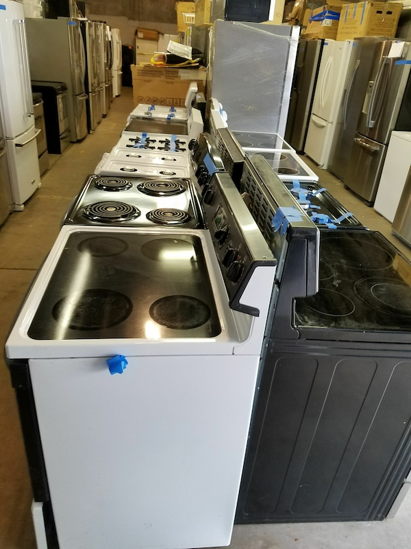 gas or electric Stoves working perfectly very clea 95b564f7-1e35-4b24-875d-a94cc5b91342
