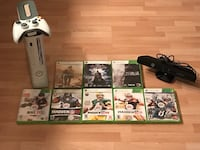 XBOX 360 w/Kinect and games  Summit, 07901