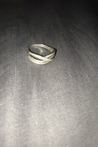 Silver infinity ring  Mississauga, L5G 2R9