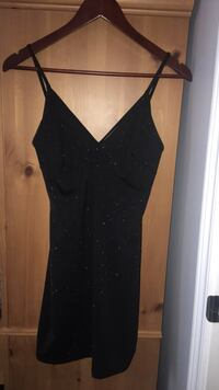 """""""Room Service"""" brand dress- bought from M  Vaughan, L4J 8S9"""