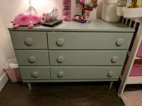 Teal colored chic dresser 3740 km