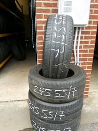 Used tires Winston-Salem, 27105