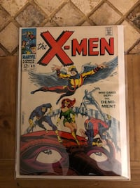 Marvel Comics X-Men comic book Woodbridge, 20112