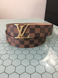 Brand New Louis Vuitton Belt  Brampton, L6V 4K5