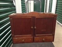 Antique wall cabinet from 1930's Lutherville Timonium, 21093