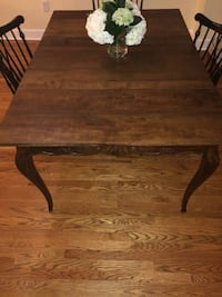 Beautiful Antique French Provincial Farm Table