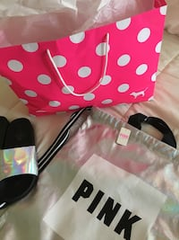 Victoria secret backpack and matching shoes Fontana, 92336