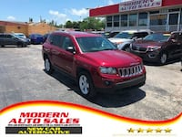 Jeep Compass 2016 Hollywood