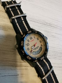 Timex Expedition T45181 on NATO strap