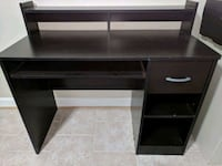 brown wooden single-pedestal desk Ashburn, 20147