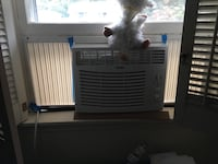 white Haier window-type AC unit Bryans Road, 20616