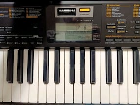 Piano mint condition brand new