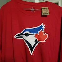 Blue Jay's new with Tags Shirt Calgary, T2B 0H4