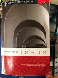 Introduction to Literature  Calgary, T2X 3B6