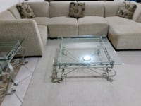 5 PCS. SECTIONAL SOFA & 4 PCS. TABLE SET Lorton, 22079