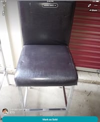 3 Brown bar chairs please read description Edmonton, T5A 2Y2