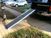 Solvit Deluxe X-Large Telescoping Pet Ramp 17 km