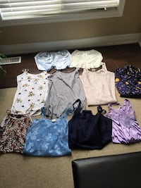10 pieces sleep wear Euc Milton, L9T 0R8
