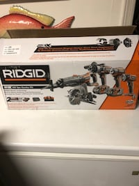 New ridgid set Yonkers, 10703