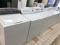 Top load washers all major brands in excellent working condition 100 days warranty  Baltimore, 21222