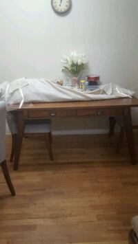 Dinning table  like new only 2month use with 6chairs very clean Old Bridge Township, 08857