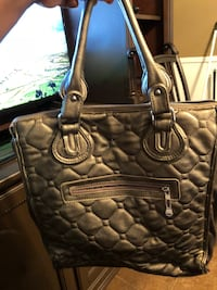 black leather Coach tote bag Hinesville, 31313