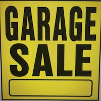 May 30, 2020 - 8 am - 3 pm garage sale, furniture, household items