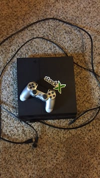 black Sony PS4 console with controller Manassas, 20109