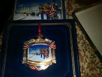 New in box collectible tree ornaments Frederick, 21702