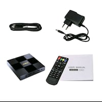 Z66X TV BOX 2 GB Sivas