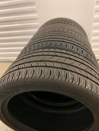 245 40 18 Continental  4 tires  Manassas, 20110