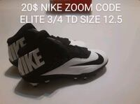 Brand new Nike cleats various sizes and styles.  May have your size
