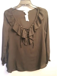 New - size small top