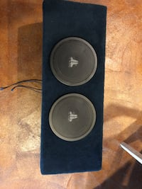 """JL Audio 10"""" subwoofer - Big Bass for your car! Burnaby, V5A 3Y5"""