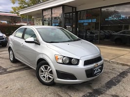 2012 CHEVROLET SONIC GUARANTEED APPROVALS!!