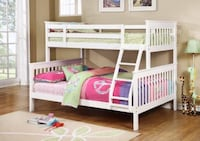 white wooden bunk bed frame Decatur, 30032